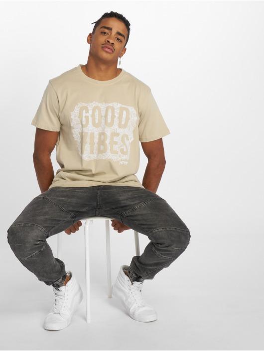 Just Rhyse T-Shirt Vichayito beige