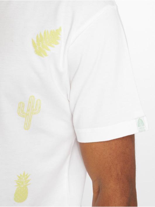 Just Rhyse T-shirt Pomata bianco