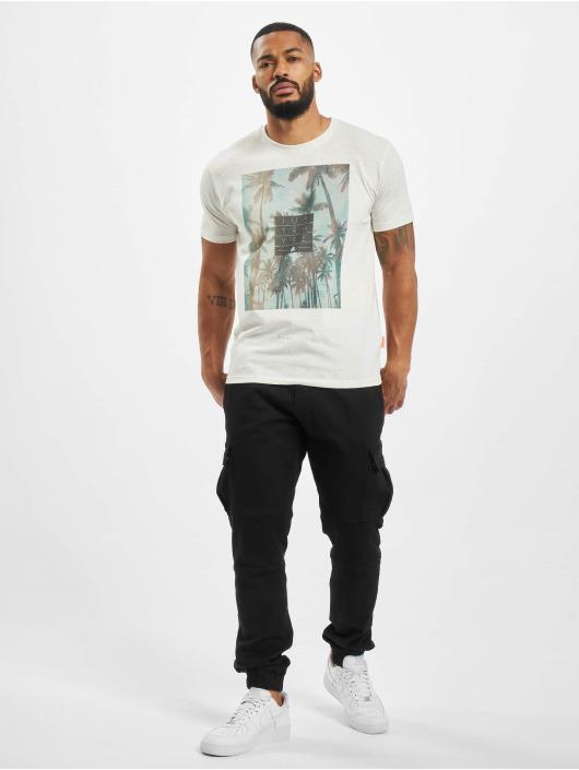 Just Rhyse T-shirt San Mateo bianco
