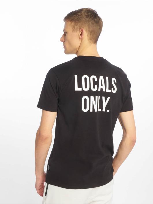 Just Rhyse T-Shirt Beverly Hills black
