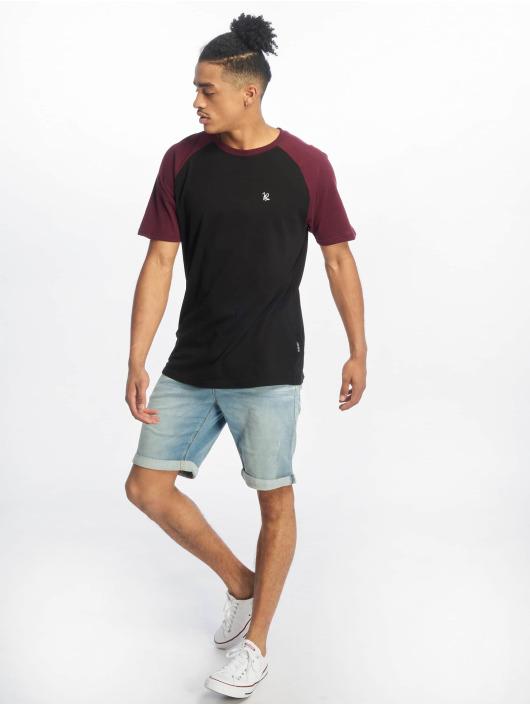 Just Rhyse T-Shirt Monchique black