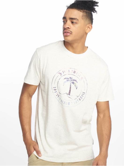 Just Rhyse T-Shirt Siesta Key blanc