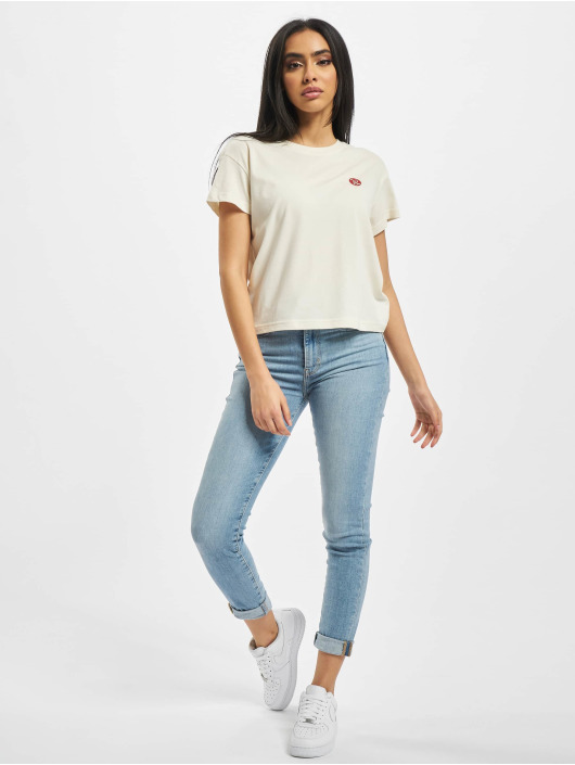 Just Rhyse T-Shirt Beverly Hills blanc