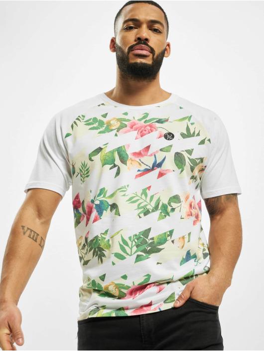 Just Rhyse T-Shirt Samara blanc
