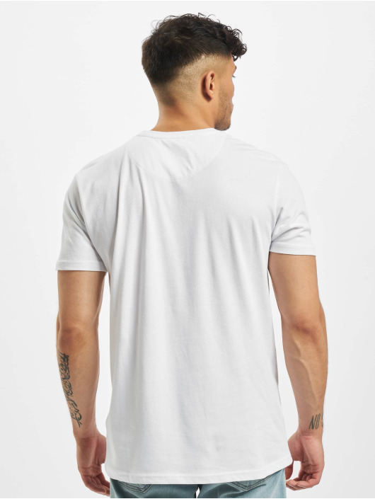 Just Rhyse T-Shirt Casares blanc