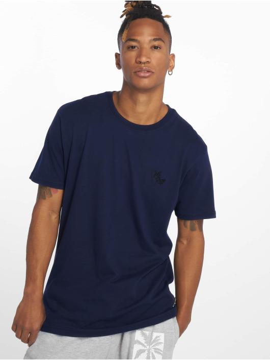 Just Rhyse T-Shirt Raiford blau