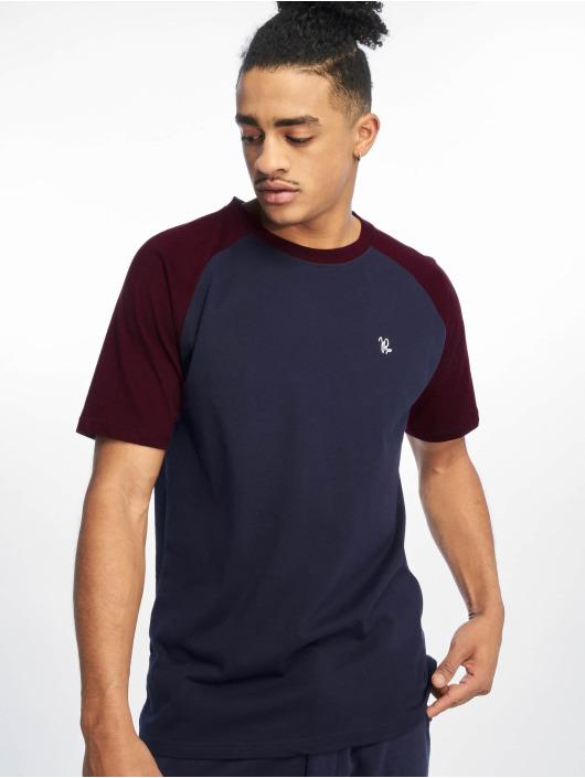 Just Rhyse T-Shirt Monchique blue