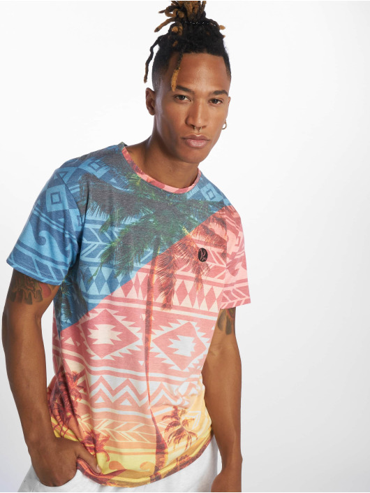Just Rhyse T-Shirt Sunrise colored