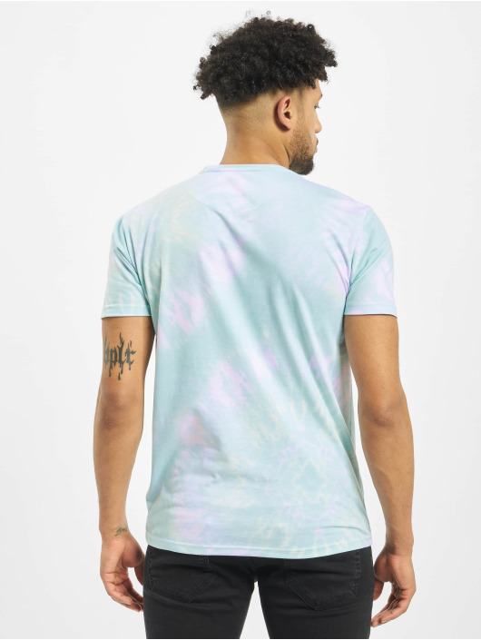 Just Rhyse T-Shirt Agua Buena colored