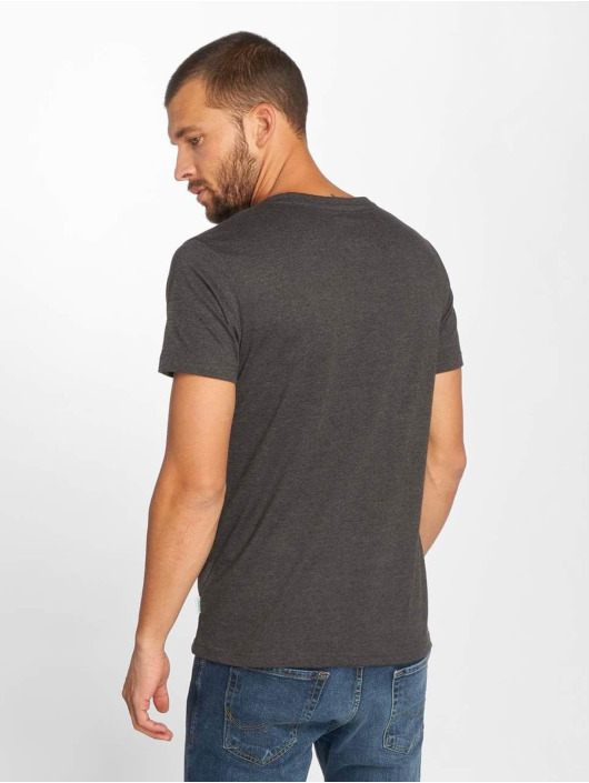 Just Rhyse T-Shirt Sant Lucia grau
