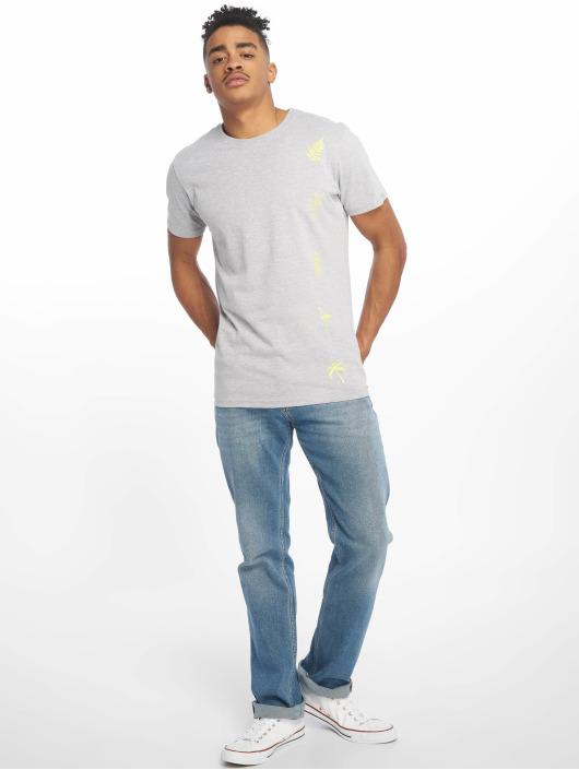 Just Rhyse T-Shirt Pomata grau