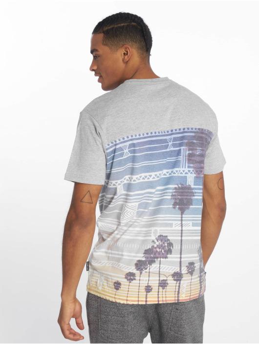 Just Rhyse T-Shirt Key West grau