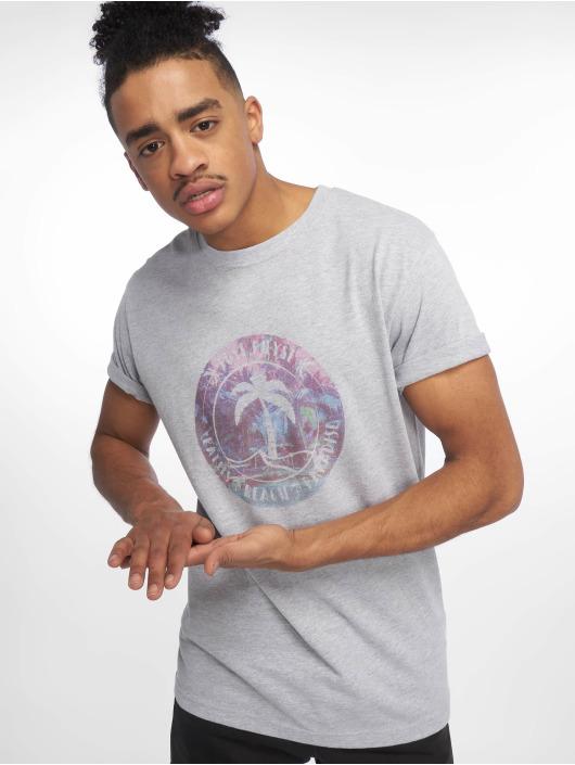 Just Rhyse T-Shirt Cape Coral grau