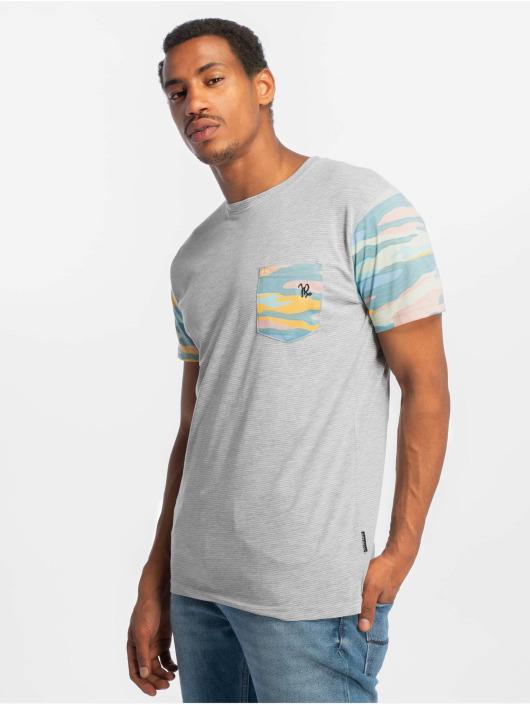 Just Rhyse T-Shirt Tequesta grau