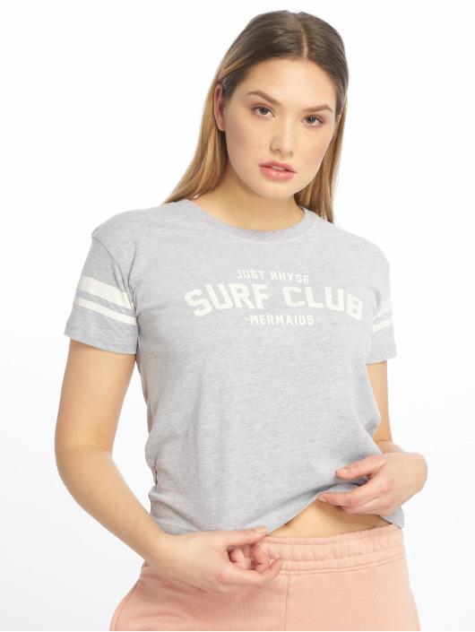 Just Rhyse T-Shirt Santa Ana grau