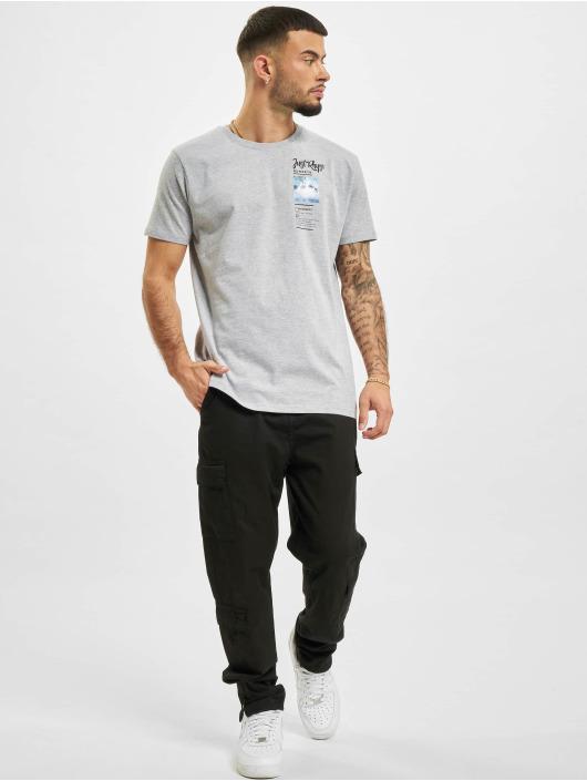 Just Rhyse T-Shirt Zoar grau