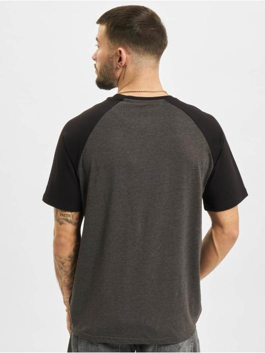 Just Rhyse T-Shirt Albertina Raglan grau