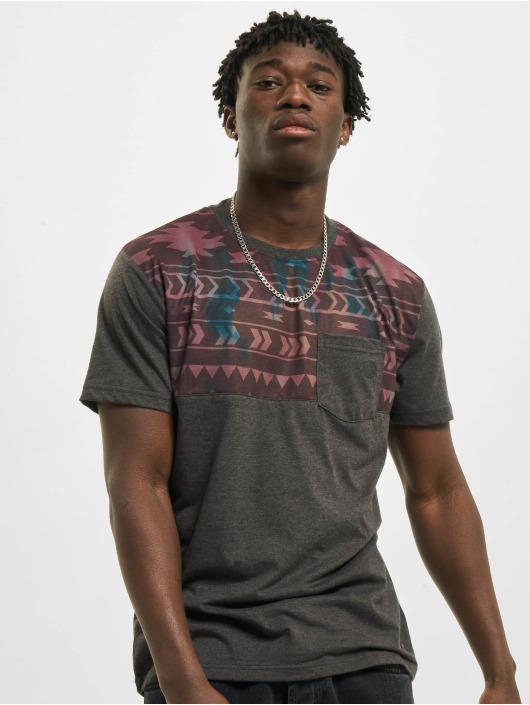 Just Rhyse T-Shirt Nanaga grau