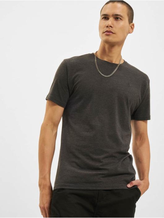 Just Rhyse T-Shirt Iguape grau