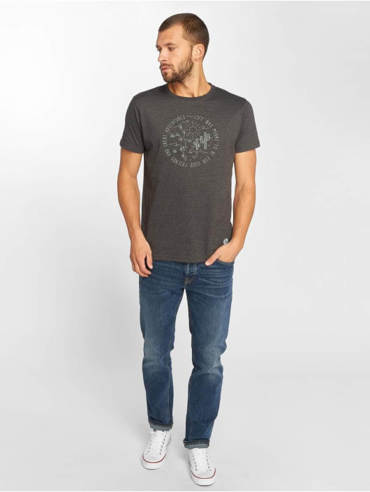 Just Rhyse T-Shirt Sant Lucia gray