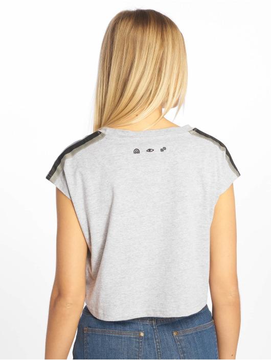 Just Rhyse T-Shirt Villamontes gray