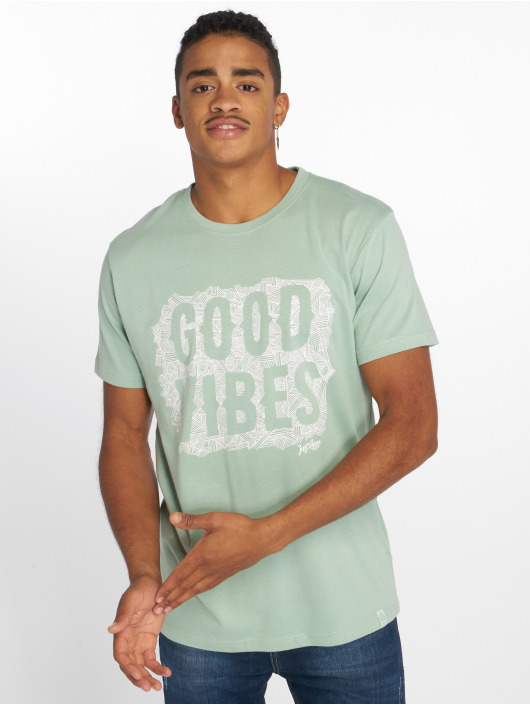 Just Rhyse T-Shirt Vichayito green