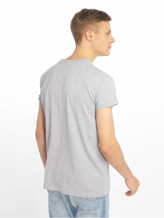 Just Rhyse T-Shirt Key Largo grey