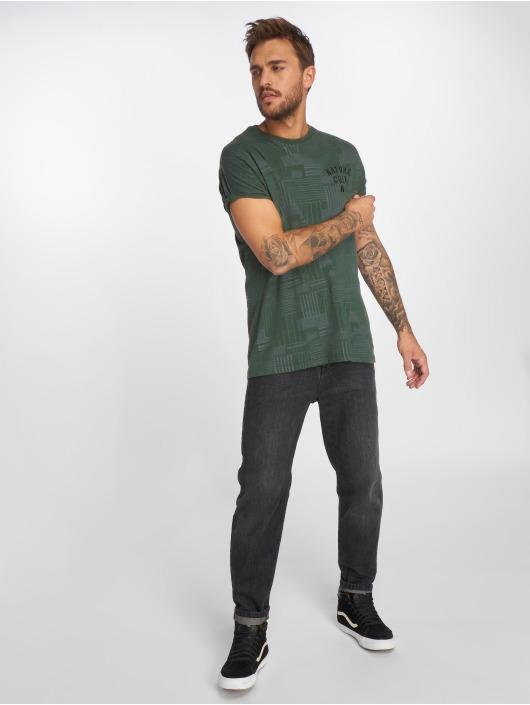 Just Rhyse t-shirt El Puente groen