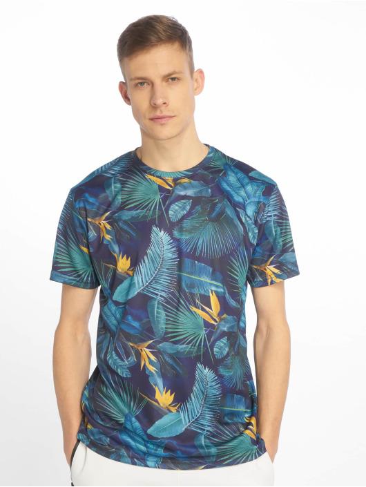 Just Rhyse T-Shirt Palm Harbor grün