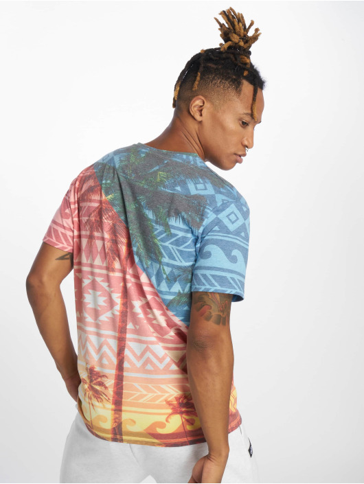Just Rhyse T-Shirt Sunrise multicolore