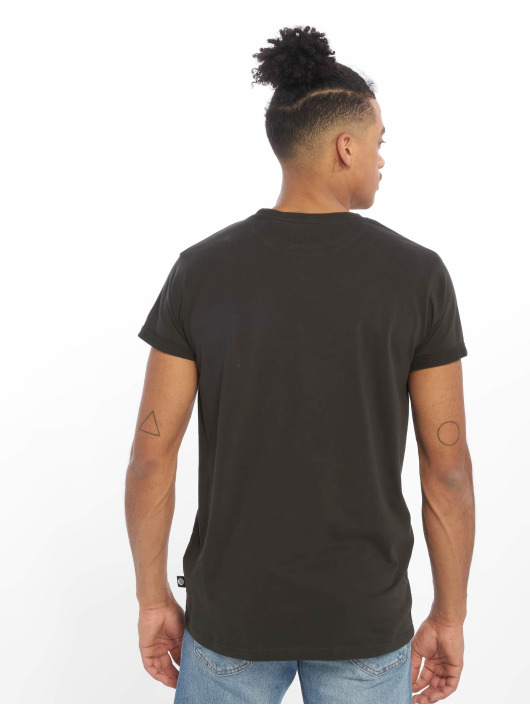 Just Rhyse T-shirt Chaje nero