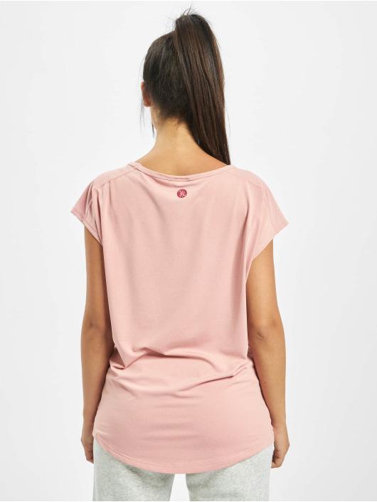 Just Rhyse T-Shirt Mataura Active rosa
