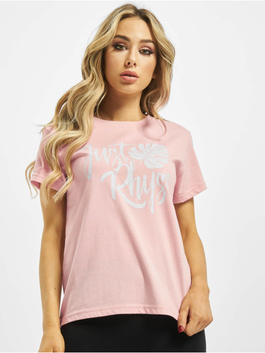 Just Rhyse T-Shirt San Simeon rosa