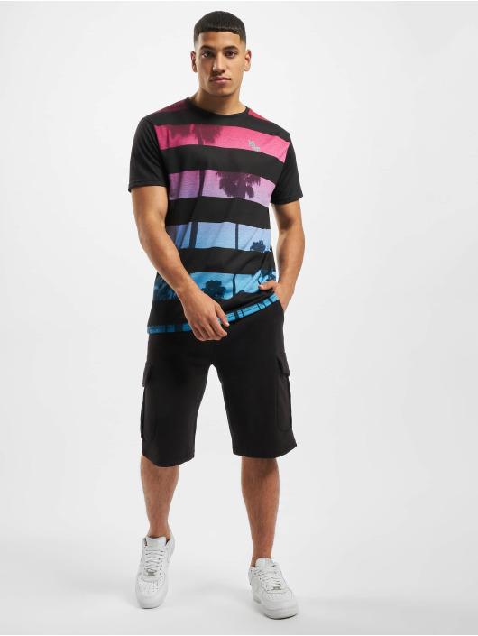 Just Rhyse T-Shirt Muna schwarz