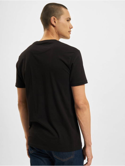 Just Rhyse T-Shirt Hopefield schwarz