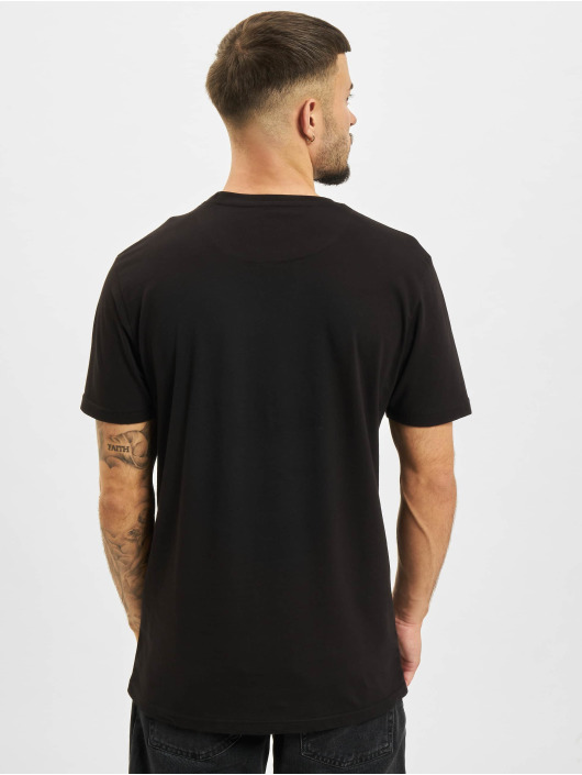 Just Rhyse T-Shirt Zoar schwarz