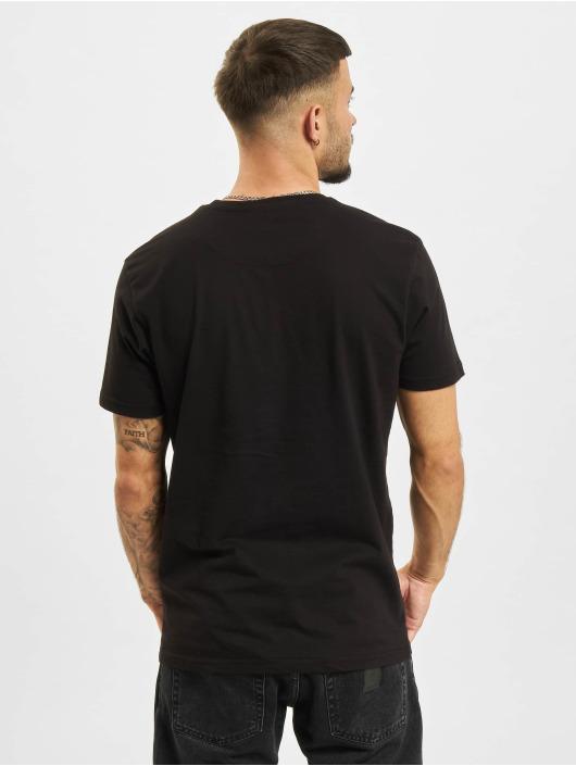 Just Rhyse T-Shirt Malgas schwarz