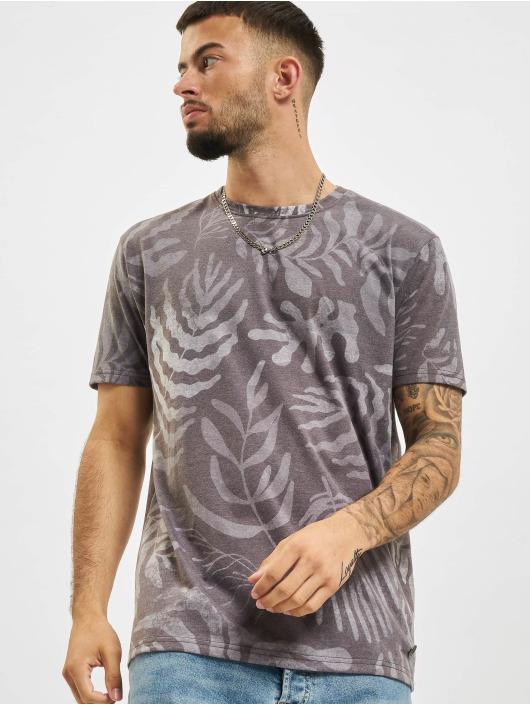 Just Rhyse T-Shirt Karatara schwarz