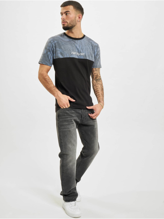Just Rhyse T-Shirt Stillbay schwarz
