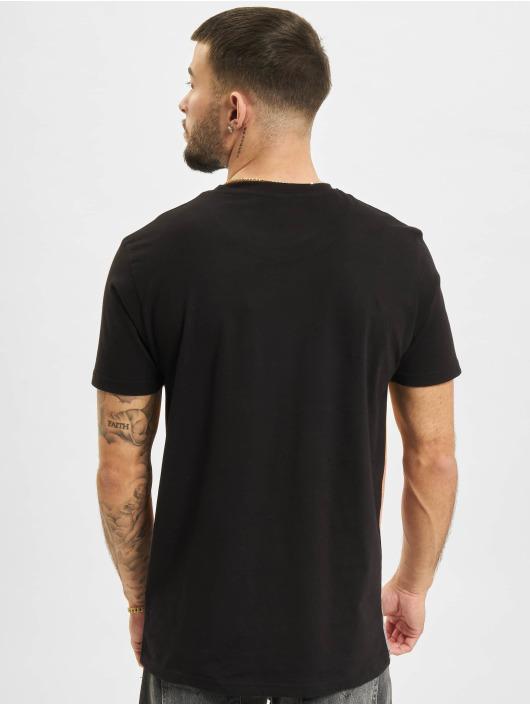 Just Rhyse T-Shirt Clarkson schwarz