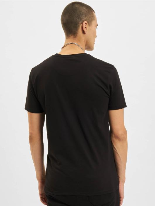 Just Rhyse T-Shirt Jeri schwarz