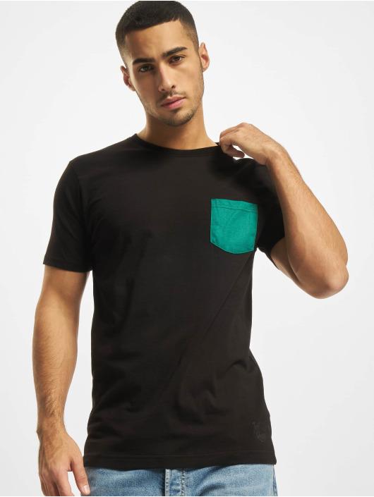 Just Rhyse T-Shirt Claro schwarz