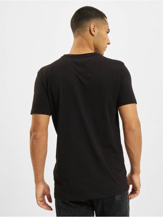 Just Rhyse T-Shirt Areca schwarz