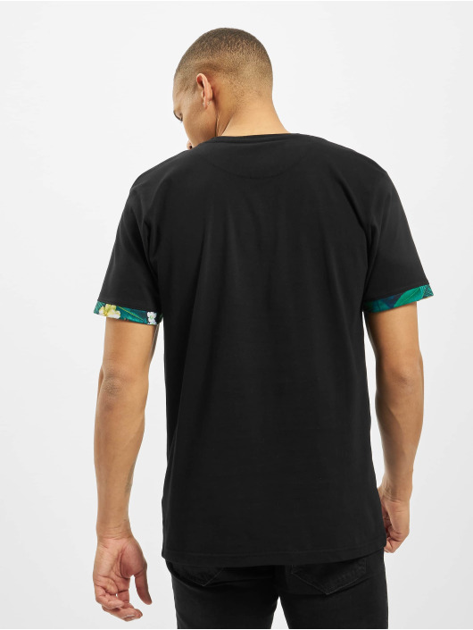 Just Rhyse T-shirt Granada svart