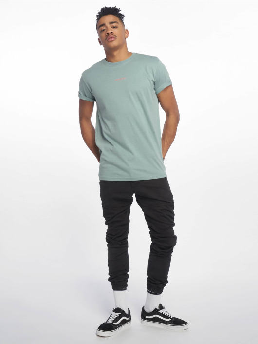 Just Rhyse T-Shirt Spring Hill türkis