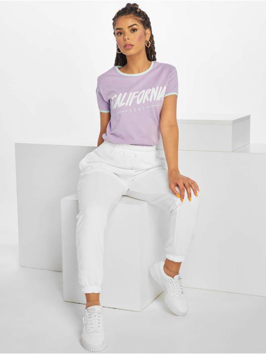 Just Rhyse T-Shirt Santa Monica violet