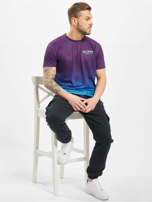 Just Rhyse T-Shirt Bellview violet