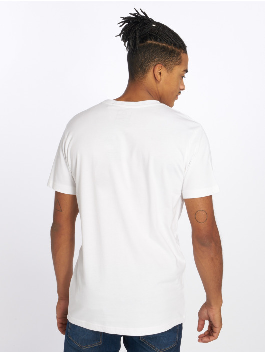 Just Rhyse T-Shirt Pomata weiß