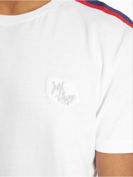 Just Rhyse T-Shirt Brooksville weiß