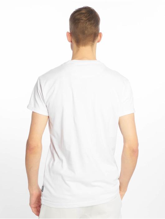 Just Rhyse T-Shirt Key Largo weiß